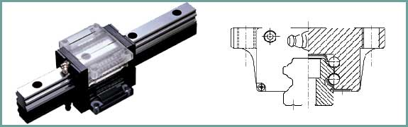 Linear Rail System Sbc Standard Linear Guides Of Sbc